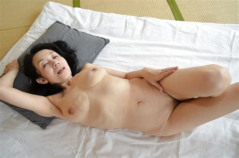 Ugly Asian Mature Lady Tsuyako Miyataka And Her Very Hairy