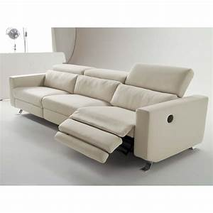 Couch Mit Relaxfunktion : enea zweisitzer sofa mit relaxfunktion arredaclick ~ Indierocktalk.com Haus und Dekorationen