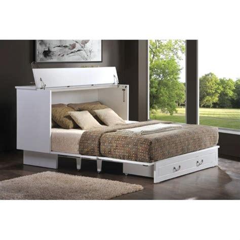 Chest Cabinet Bed - arason enterprises creden zzz cabinet cottage white