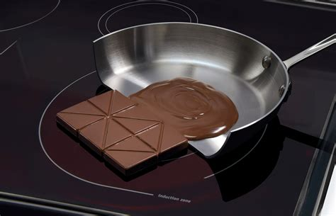 induction cooking cooktop cooktops recipes electric pans physics reasoning inductive chocolate science pan cool cook manufactured goods gas melt better