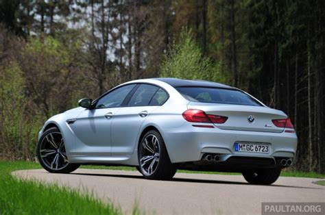 Review Bmw M6 Gran Coupe by Driven New Bmw M6 Gran Coupe Review