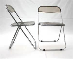 2 chaises plia castelli plexi le vintage dans la peau