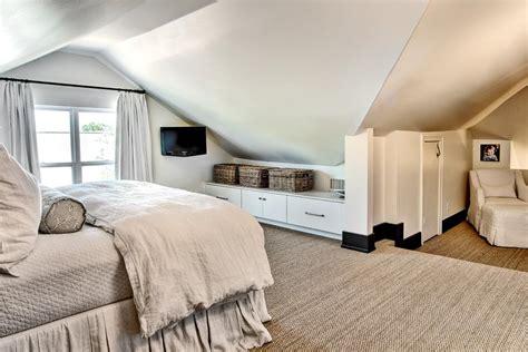 Homeofficedecoration  Master Bedroom Attic Design