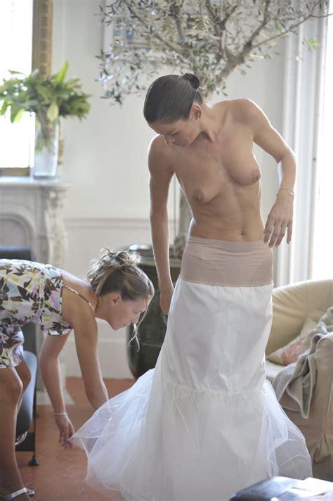 Gma4923  In Gallery Wedding Shots Nude Brides Picture