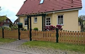 Zaun Weiß Holz : gartenz une ~ Sanjose-hotels-ca.com Haus und Dekorationen