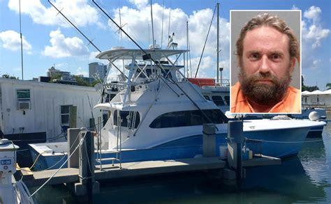 captain boat license florida charter sarasota police hire fl ar beach passengers captive armed held