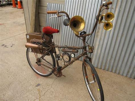 Ten Incredible Steampunk Bicycles