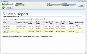 search results for daily cash report template calendar With end of day cash register report template