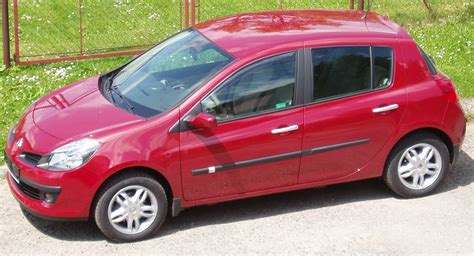 renault clio 2006 cool cars and fast cars renault clio 3