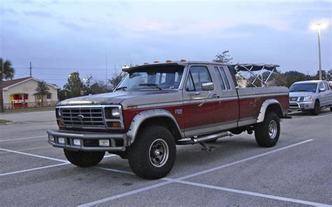 Ford F250 4x4 by The Peep 1984 Ford F250 Xlt Lariat 4x4