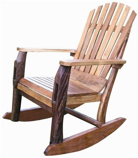 teak adirondack rocking chairs teak adirondack chair central