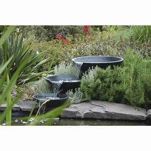 Aspirateur De Bassin Leroy Merlin : cascade de bassin pour bassin ubbink nova scotia ~ Premium-room.com Idées de Décoration