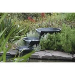 cascade pour bassin exterieur cascade pour bassin ubbink scotia l 0 55 x l 0 55 m x p 12 cm leroy merlin