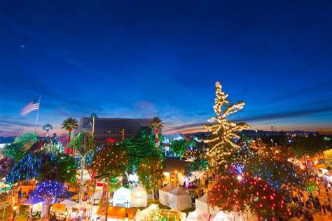 scottsdake az christmas lights featured on diy 9 streets in arizona to see during