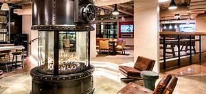 Circular, Gas, Fireplaces