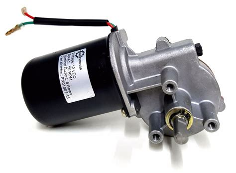 Gear Motor by Makermotor 3 8 Quot Shaft Electric Gear Motor 12v Low Speed 50
