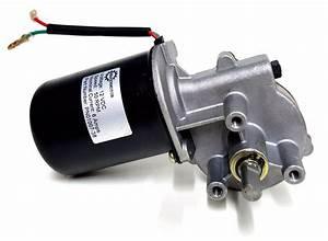 Makermotor 3  8 U0026quot  D Shaft Electric Gear Motor 12v Low Speed