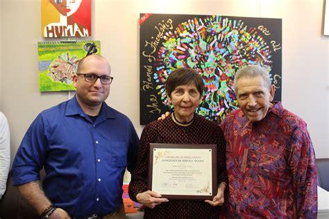 couple honored years ahrc nassau herald community