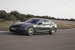 Porsche Panamera Hybride : essai rapide porsche panamera turbo s e hybrid 2018 ecolo auto ~ Medecine-chirurgie-esthetiques.com Avis de Voitures
