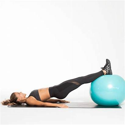 Workout Booty Butt Exercises Katrina Workouts Ball