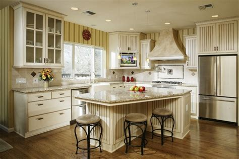 Cottage Style Kitchen  Traditional  Kitchen Sacramento