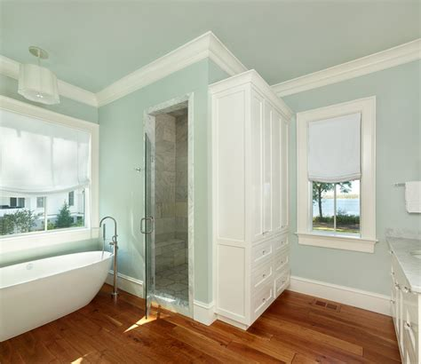 Closet To Closet Bath Maine by River House Style Bathroom Charleston By