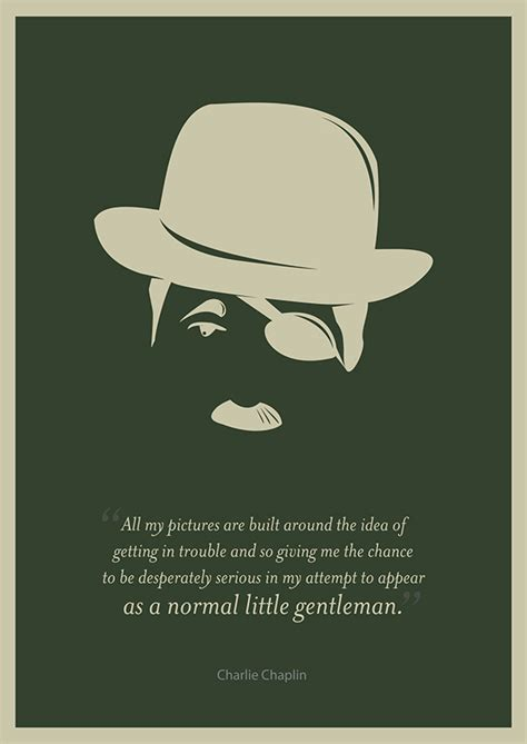 charlie chaplin quotes  behance