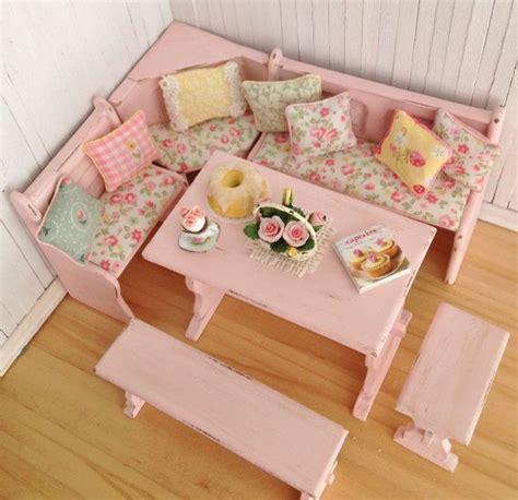 shabby chic kitchen set 1010 best dollhouse miniatures images on pinterest miniatures dollhouse miniatures and