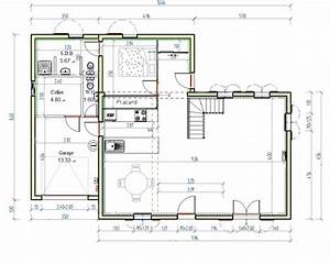 plans de construction et renovation pour chantier et With plan de maison rez de chaussee