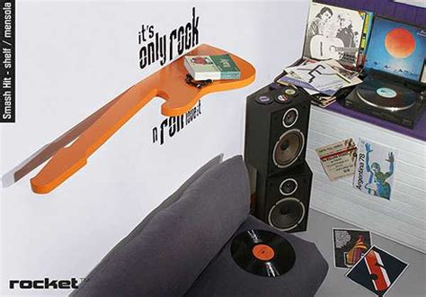 rock n roll room decorating ideas from designers