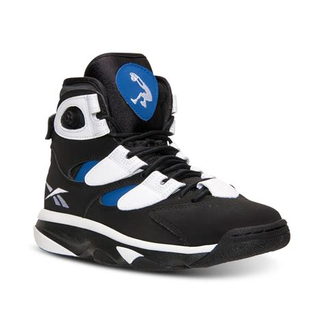 reebok 39 s insta shaq attaq 4 basketball sneakers