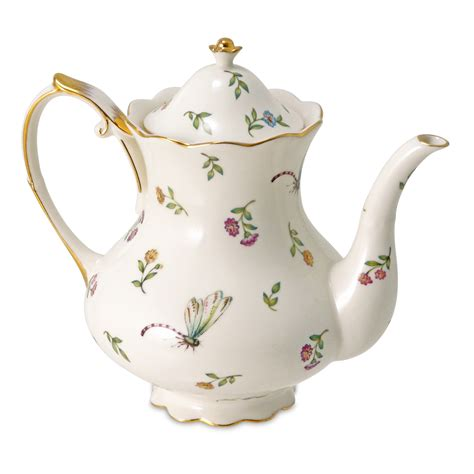Morning Meadows Teapot   32oz