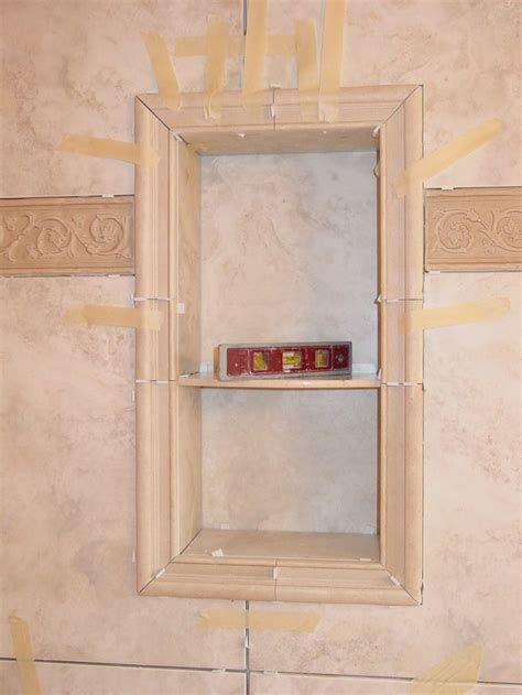 1000 images about niches on shower niche