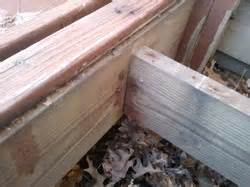 Melt For Wood Decks by Hitting Home Jon Bronemann Home Inspections Llc