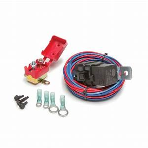 Chevy Ford Hot Rod Painless Performance Weatherproof Electric Water Pump Wiring Kit