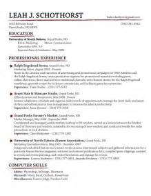 create resume template make a resume resume cv exle template