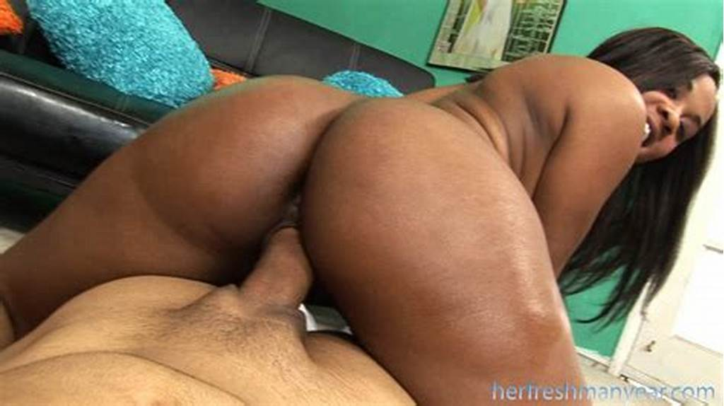 #Fine #Ass #Ebony #Teen #Gets #Licked #And #Fucked #For #College