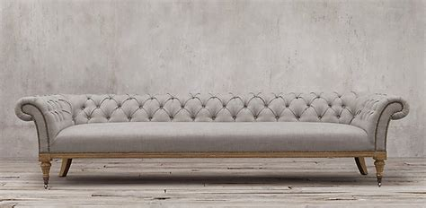 restoration hardware chesterfield sofa sofa collections rh