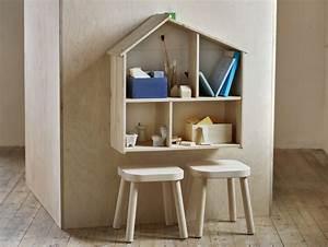 Etagere Murale Maison : ikea kids envoie du bois joli place ~ Teatrodelosmanantiales.com Idées de Décoration