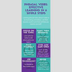 6 Steps To Learning Phrasal Verb Effectively Teacher's Advice