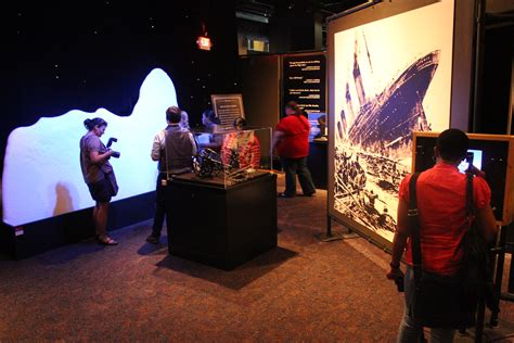 another science exhibit picture of titanic the artifact exhibition opens saturday sep 29 20 215 49