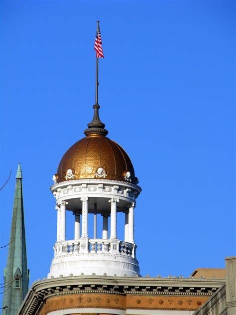 The Dome of The Dome Building - Chattanooga | This ...