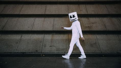 Marshmello Dj Wallpaper In Hd For Desktop Background Hd