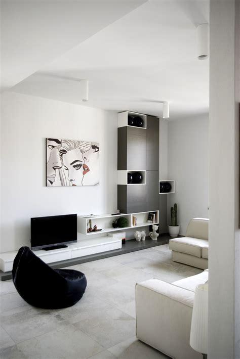 Minimalist Interior By Msx2 [architettura]