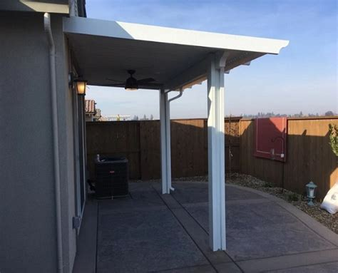 flatwood attached patio cover lodi ca