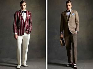 20er Jahre Männer : 20er jahre mode von gatsby inspirierte outfits ~ Frokenaadalensverden.com Haus und Dekorationen