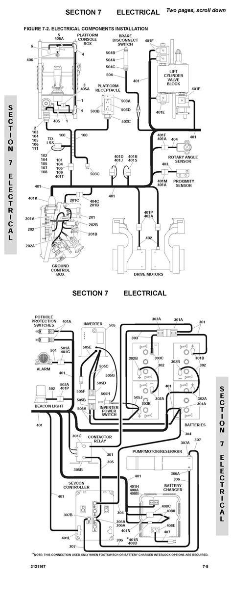 elevator wiring diagram pdf sle