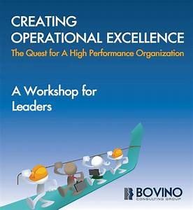 Creating Operational Excellence Manual