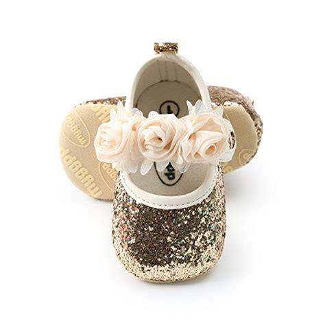 princess infant mary jane sole soft floral prewalker totally babies amzn