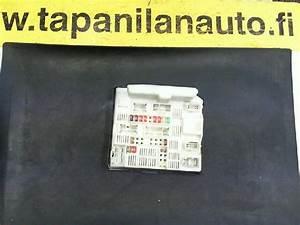 Renault Master Fuse Box